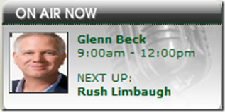 Lumbaugh on Beck
